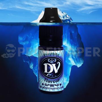 Mentol / Frostbite - příchuť Decadent Vapours