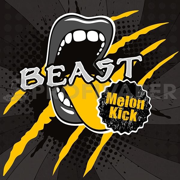 Příchuť Big Mouth Classic - Beast Melon Kick (Energetický nápoj s melounem)