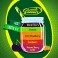 Příchuť Big Mouth Smooth Summer - Ostružiník a ledové bobule (Frozen Berry Juice, Cranberry, Artic Cloudberry, Pomelo, Black Cherry)