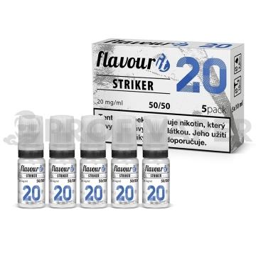 Flavourit STRIKER - 50/50 20mg booster, 5x10ml