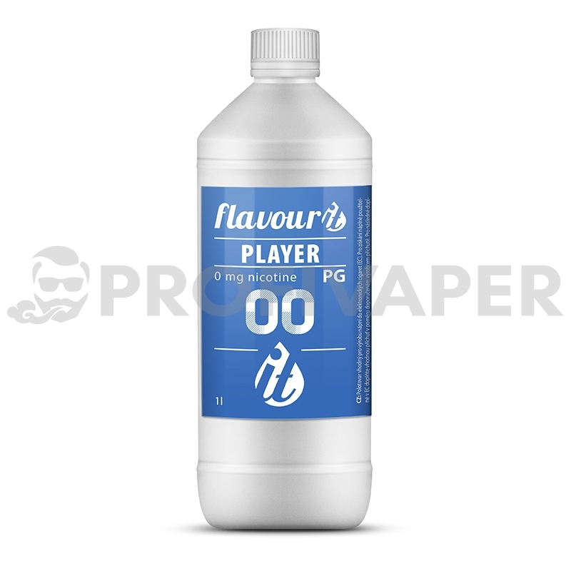 Flavourit PLAYER báze - PG, 1000ml