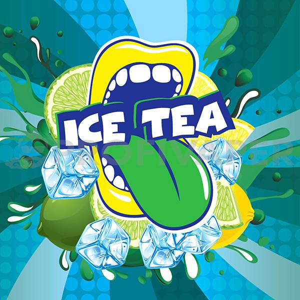 Příchuť Big Mouth Classic - Ice Tea (Ledový čaj)