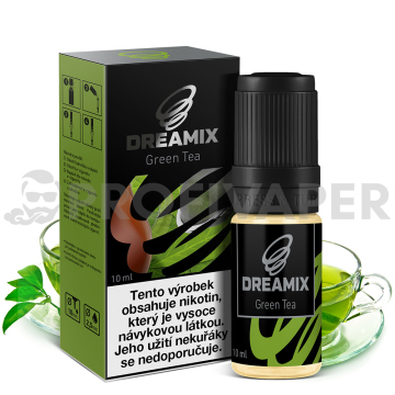 Dreamix - Zelený čaj (Green Tea)