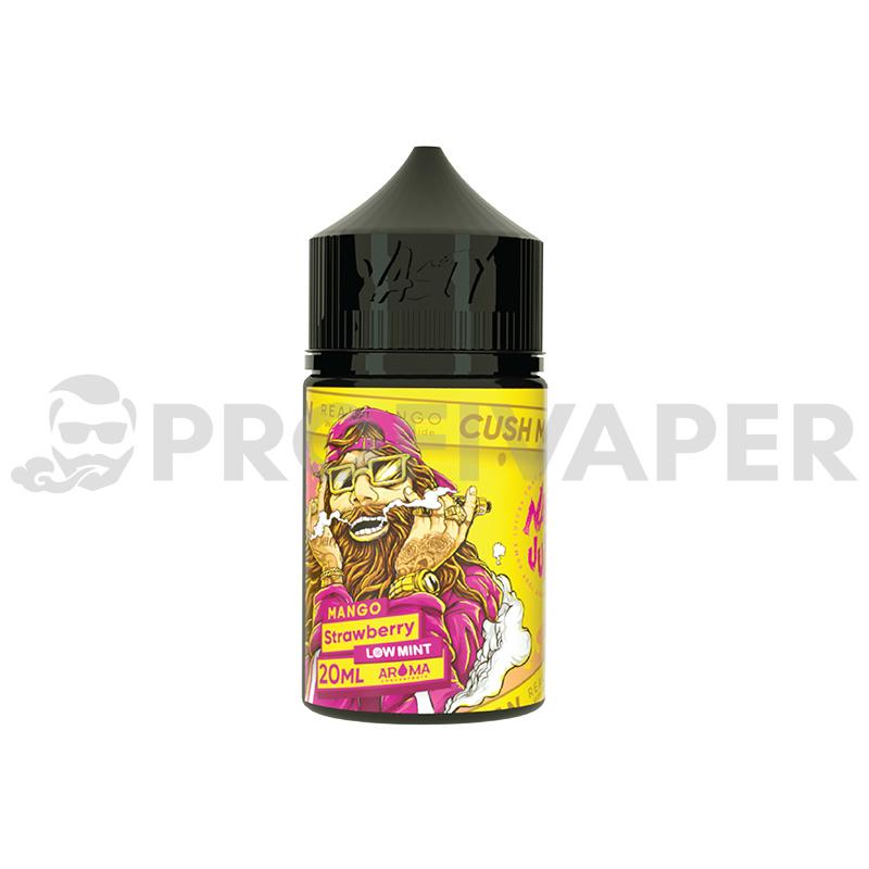 Nasty Juice - Mango a jahoda (Cushman Strawberry) - Shake and Vape