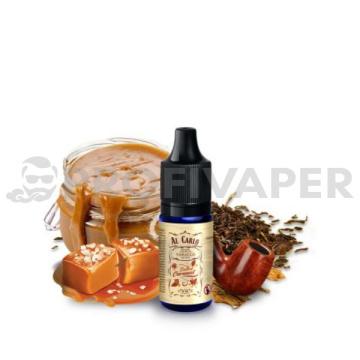 Al Carlo - Slaný karamel s tabákem (Salted Caramel) - příchuť