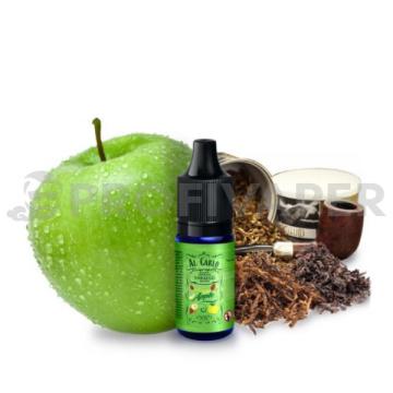 Al Carlo - Zelené jablko s tabákem (Wild Apple) - příchuť