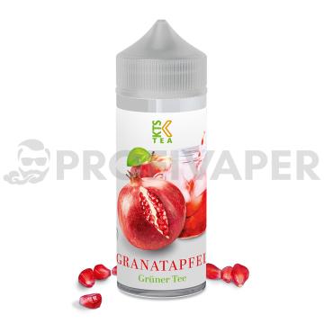 KTS - Zelený čaj a granátové jablko (Granatapfel) - Shake and Vape