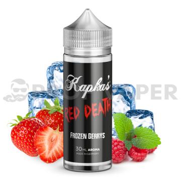 Kapka´s Flava - Chladivé červené plody (Red Death) - Shake and Vape